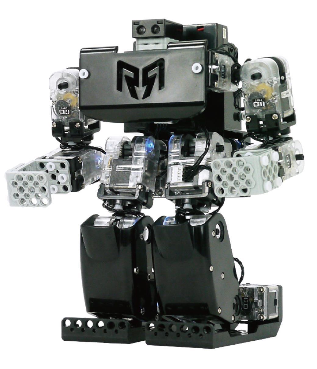 HIGH-END HUMANOID ROBOT KIT(ASSEMBLY KIT)) - Eduscience  |Humanoid Robot Assembly
