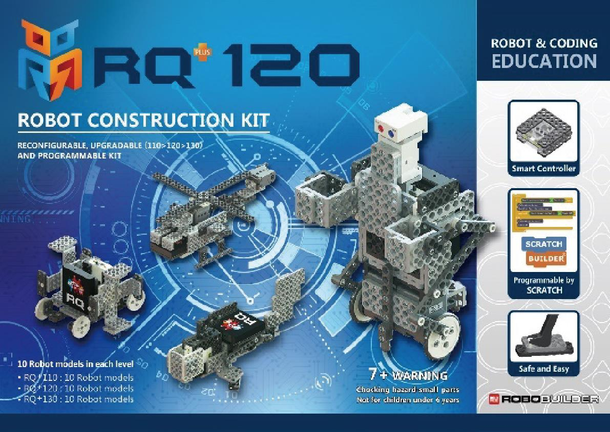 ROBOT CONSTRUCTION KIT UPGRADE LEVEL 1